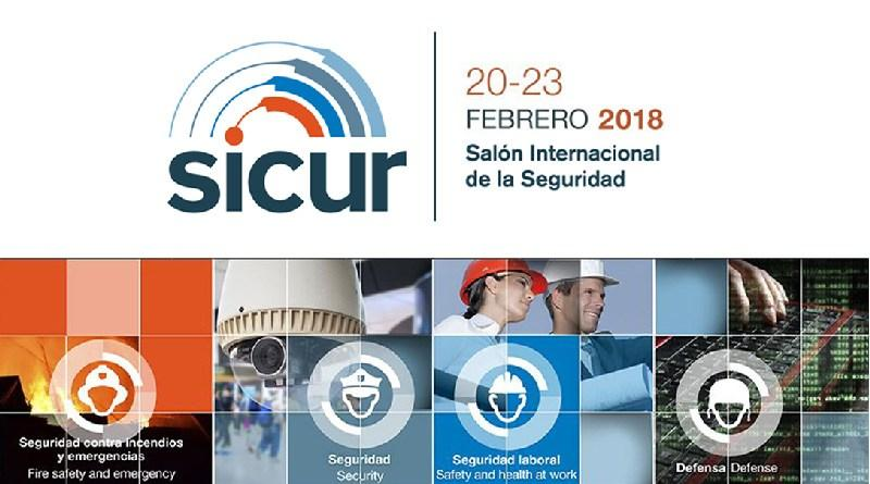 logo sicur fire exhibition 2018